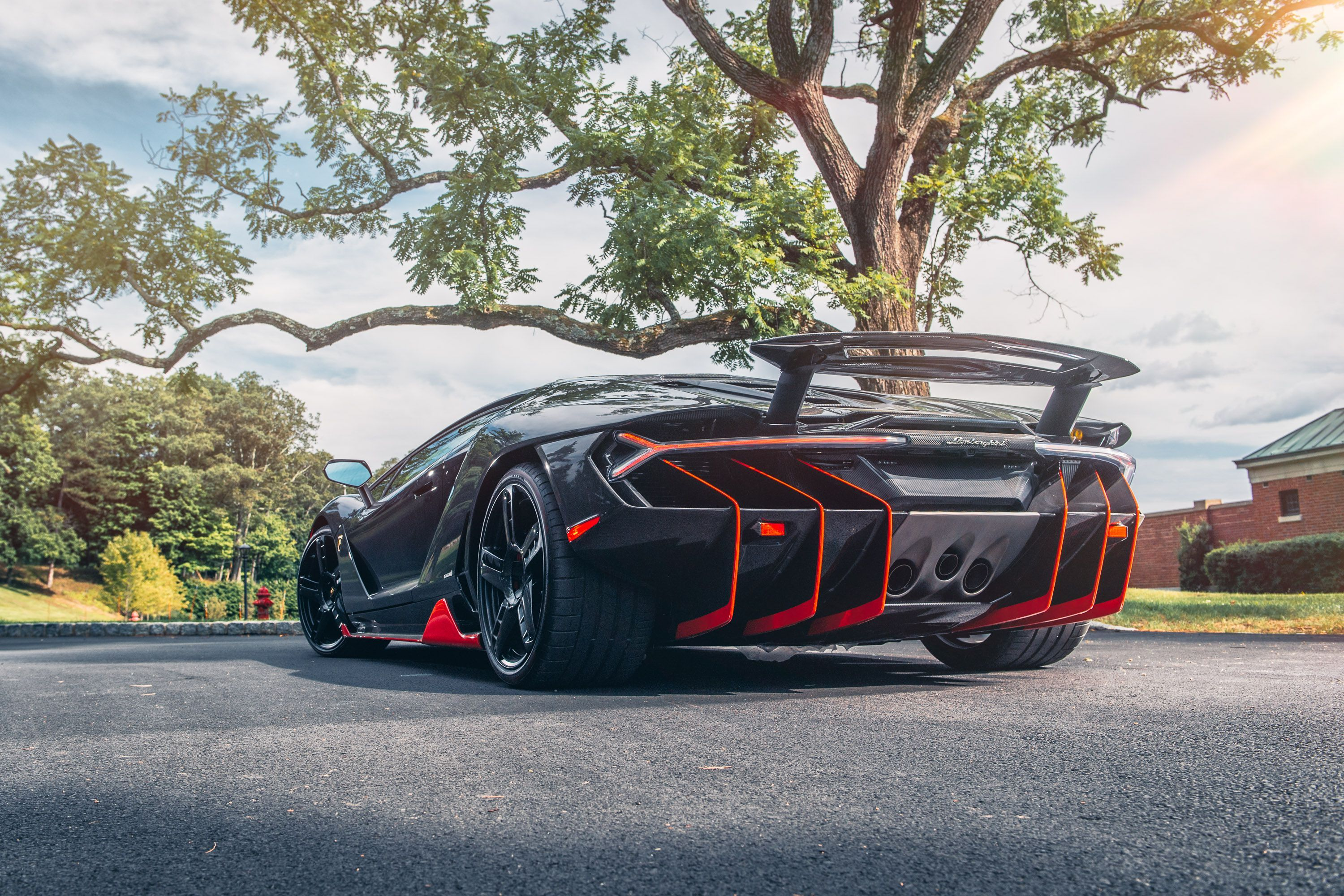 Nothing Can Prepare You for the Lamborghini Centenario's Exhaust Sound