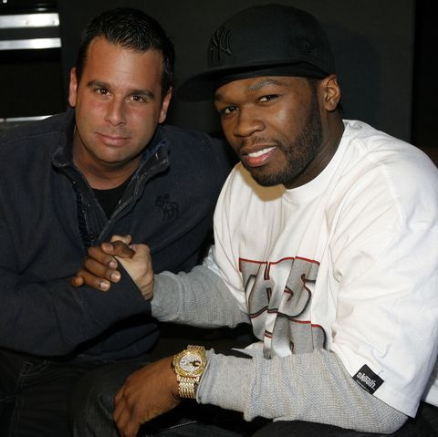 2008 Park City 50 Cent Press Conference At The House Of Hype