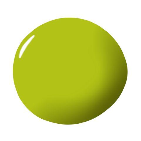 Green, Yellow, Circle, Sphere, Ball, Ball, Oval, Logo,