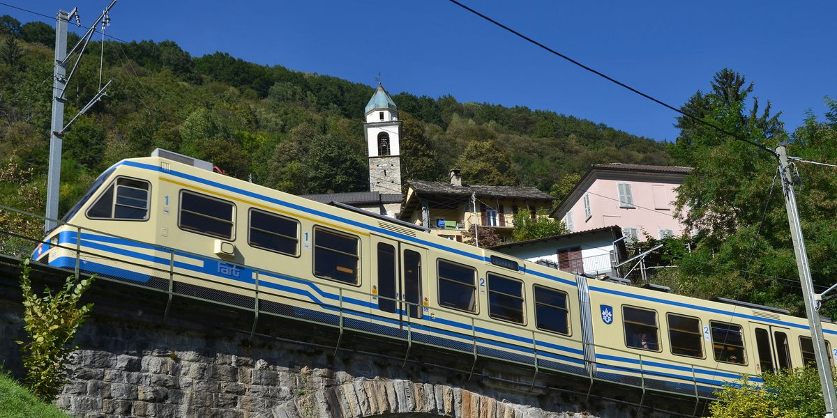 This incredibly scenic train will make you want to see Italy by rail