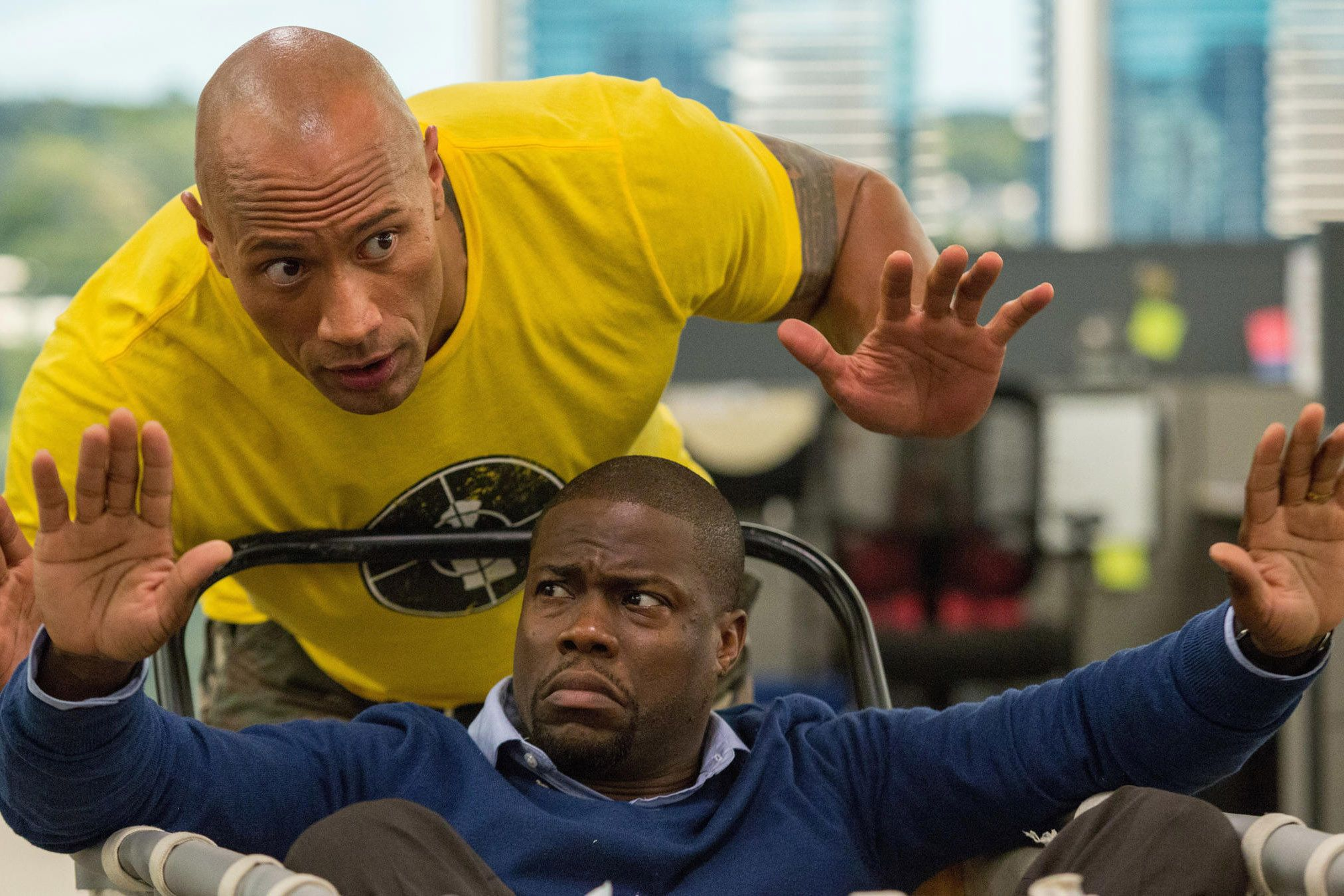 All Dwayne The Rock Johnson Movies Ranked from Jumanji to Moana