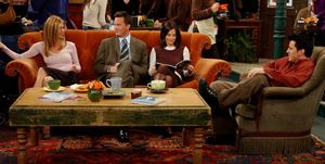Central Perk Serie Friends
