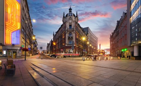 Cheap city breaks Europe - Katowice