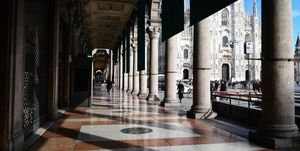 Coronavirus Emergency In Milan