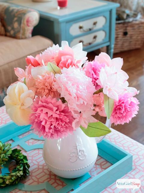 Pink, Flower, Plant, Artificial flower, Bouquet, Cut flowers, Centrepiece, Peony, Chinese peony, Table,