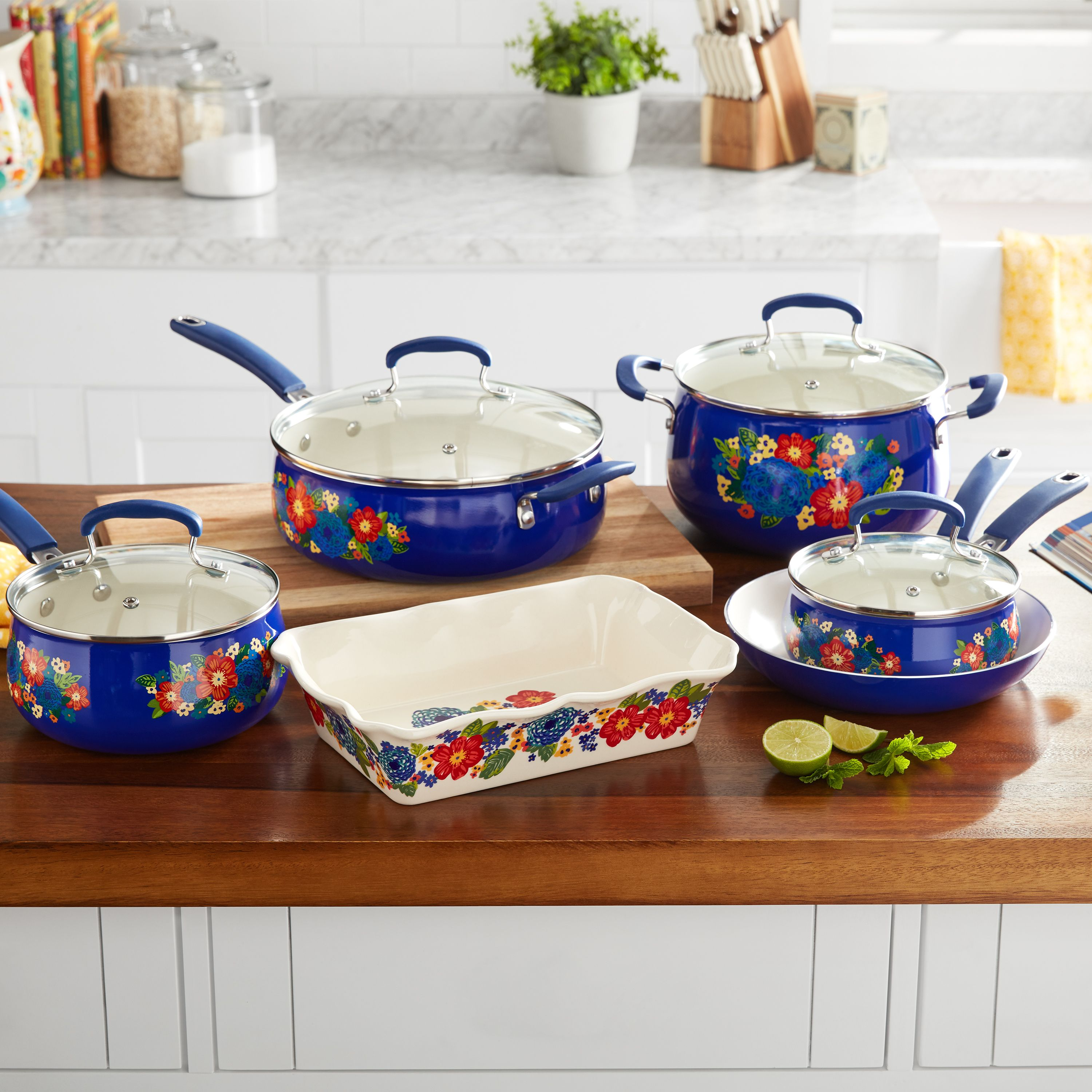 Best Ceramic Cookware Sets Of 2021 Top Ceramic Pans For Every Kitchen