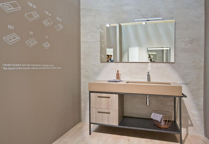 Ceramica Globo presenta a Cersaie le nuove collezioni di arredo bagno