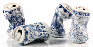 Las diferentes versiones de la cerámica tradicional china