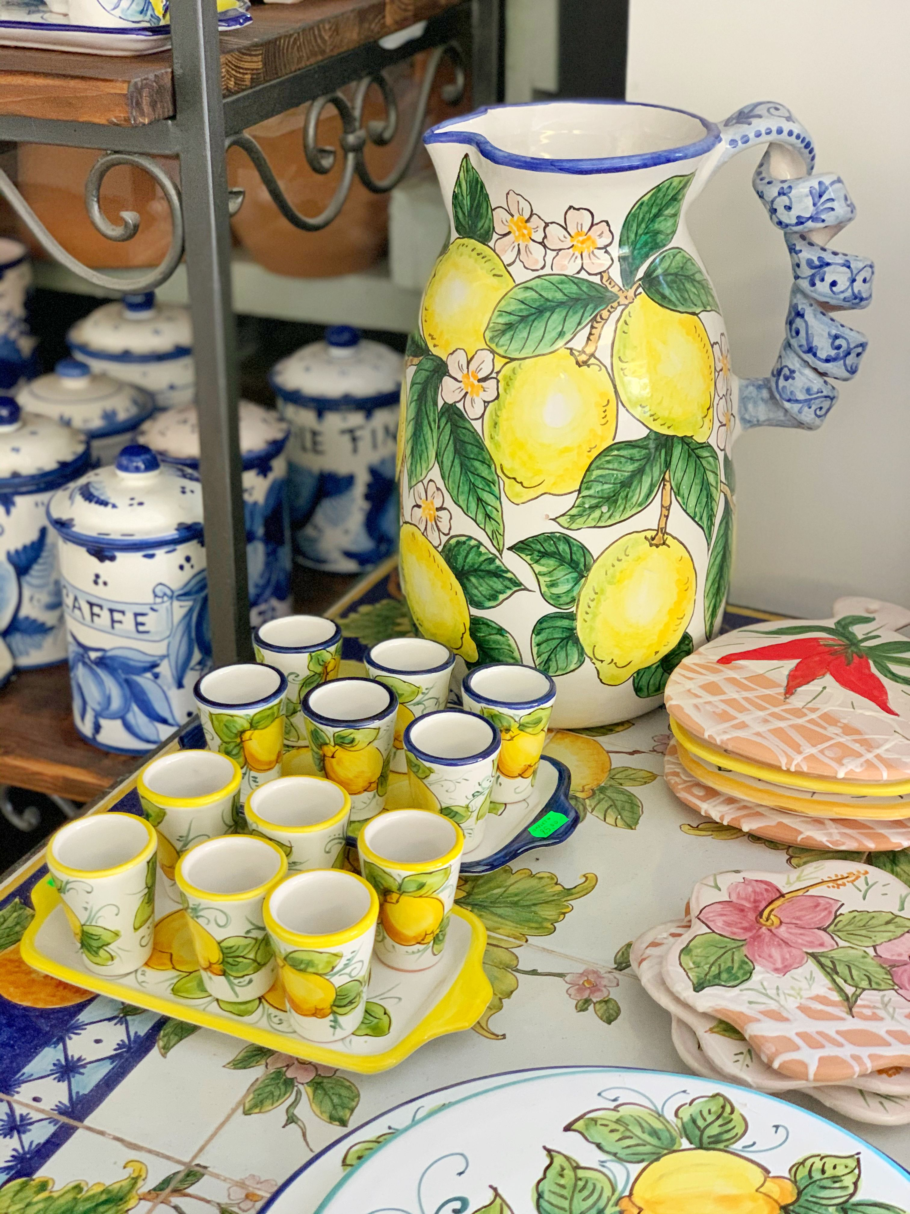 A Guide to Italy's Many Styles of Handpainted Ceramics