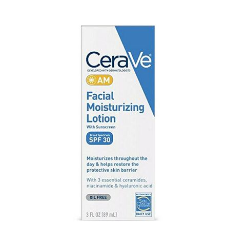 CeraVe AM Facial Moisturizing Lotion