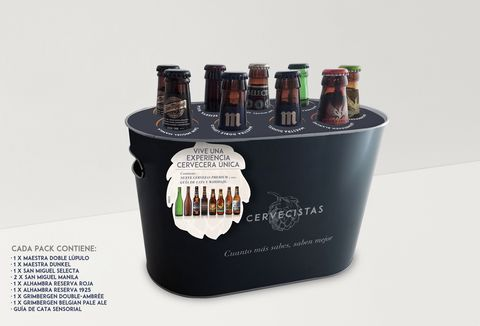 Qué cerveza regalar a cada tipo de Cervecista