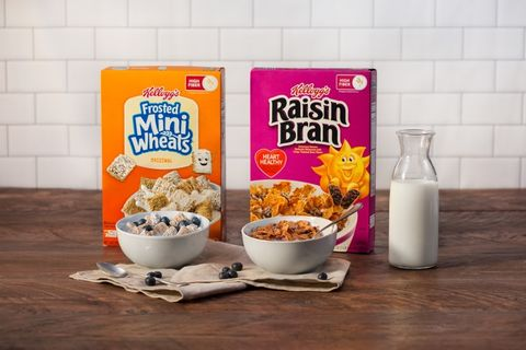 Giving Away Free Cereal Every Day This Week
