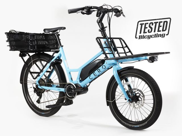 cero one e cargo bike review best electric bikes. Black Bedroom Furniture Sets. Home Design Ideas