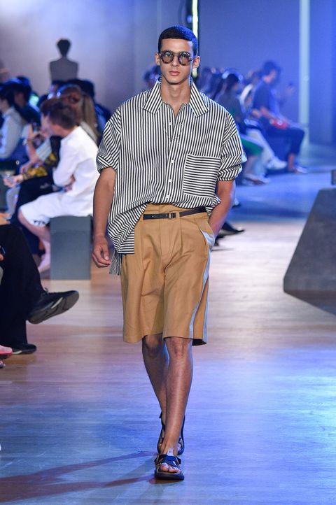 07ab3e0bc0 Las tendencias en ropa de hombre para la Primavera-Verano 2019 ...
