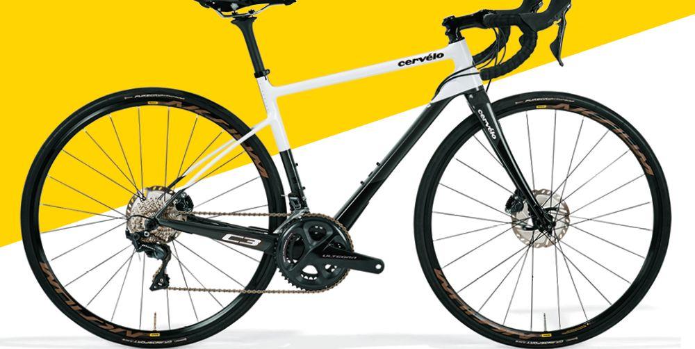 Best Road Bikes Cerv 233 Lo C3 Ultegra Bicycling