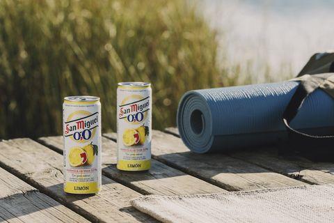 Estas cervezas con limón sí saben a cerveza - Ambar, Mahou, San Miguel, Cruzcampo... Son nuestras favoritas.