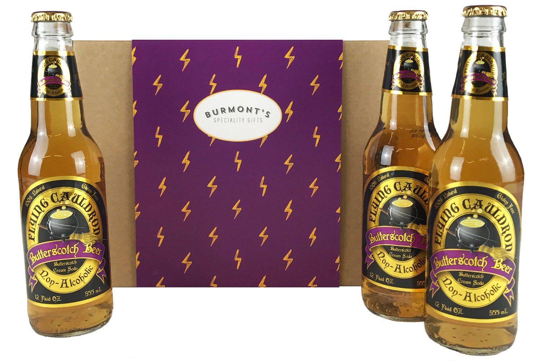 Harry Potter: compra su cerveza de mantequilla - Harry Potter