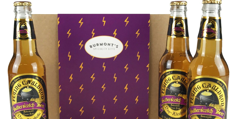 Harry Potter cerveza mantequilla