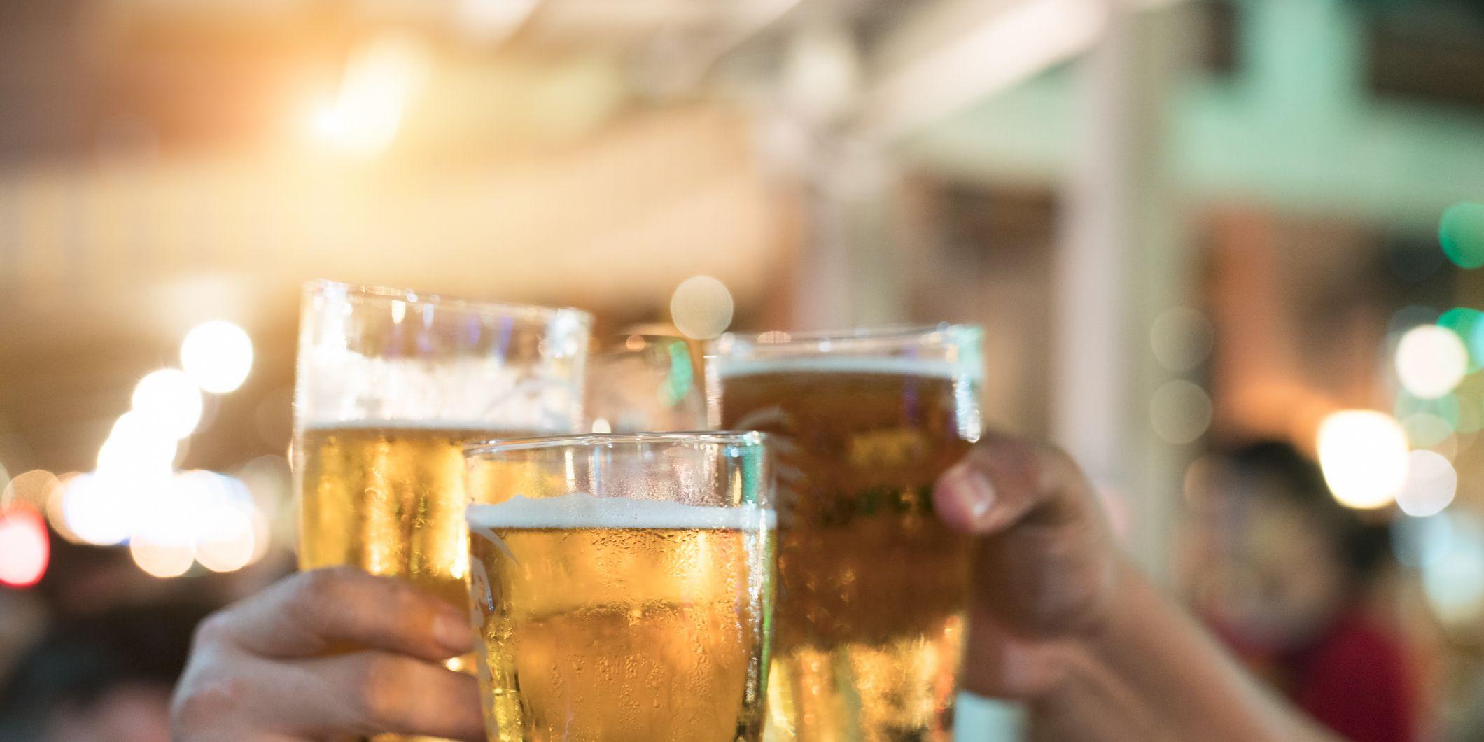 cervezas amigos