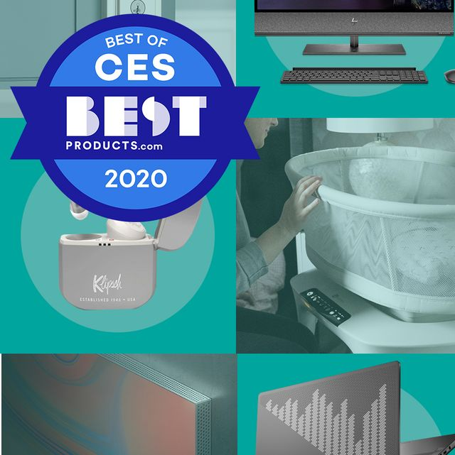 CES 2020 best new tech products