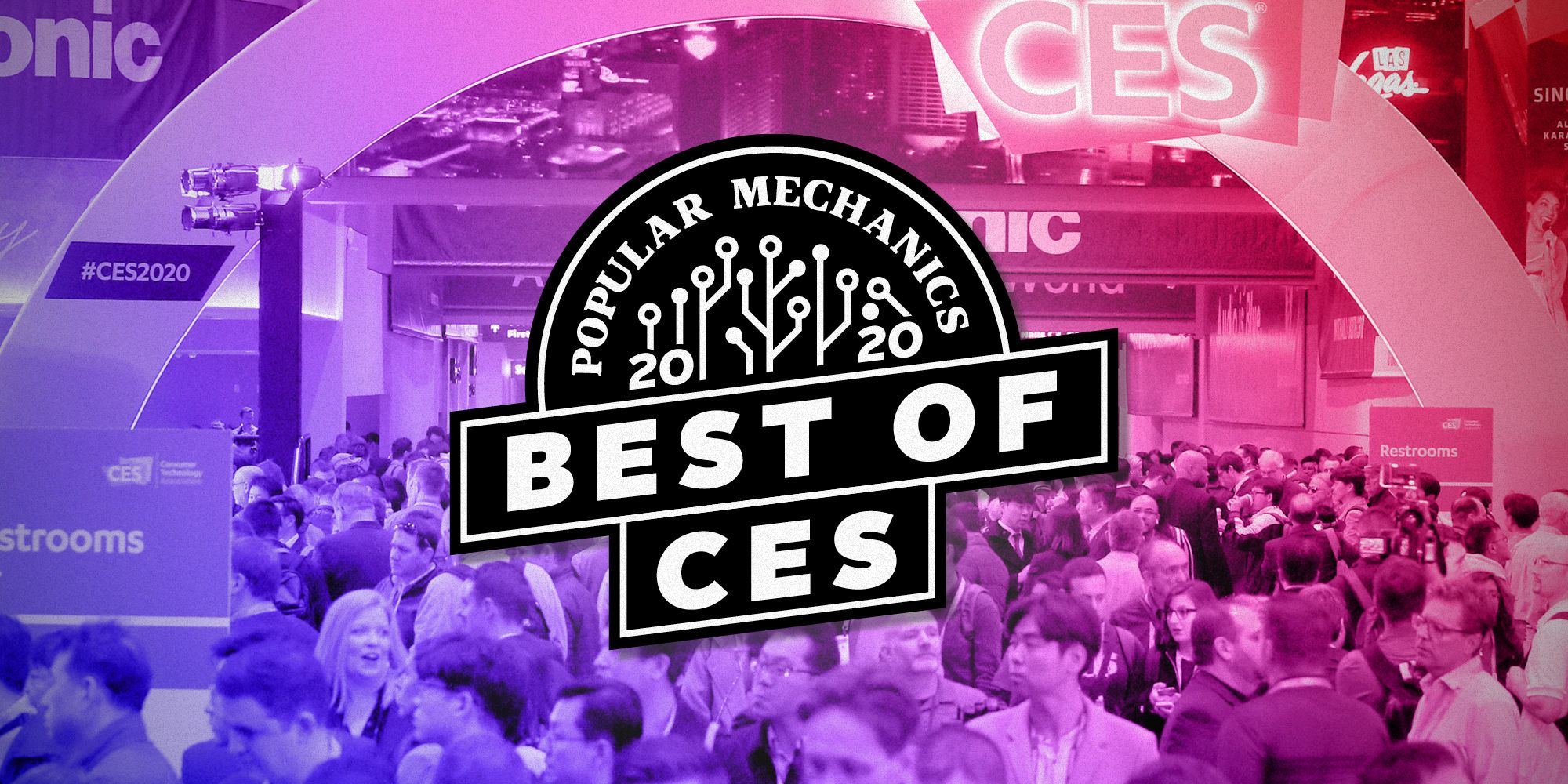 CES Editors' Choice Awards: The Most Exciting Tech for 2020