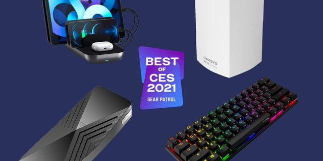 ces 2021 work from home accessories
