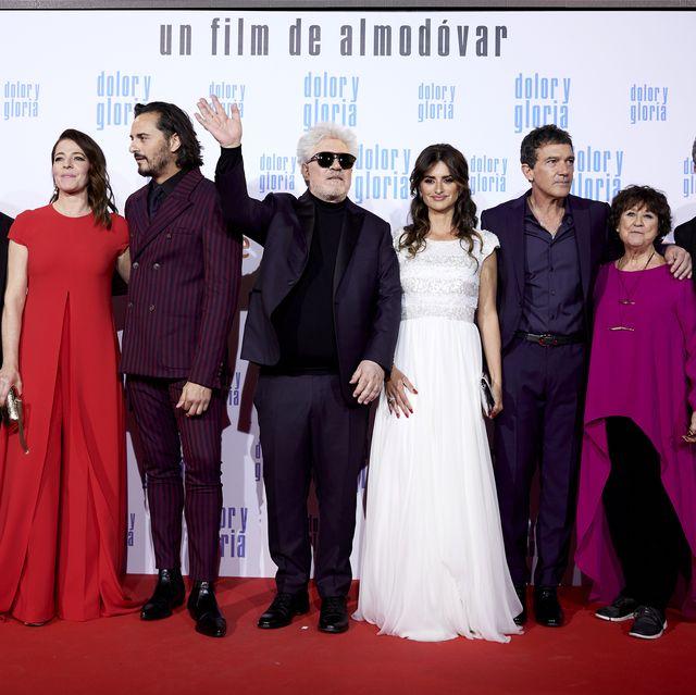 'Dolor Y Gloria' Madrid Premiere