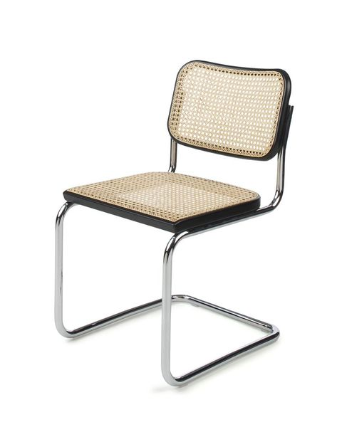 cescar cantilevered chair by marcel breuer for knoll