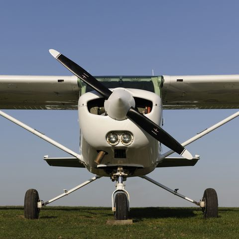 Cessna 152 with