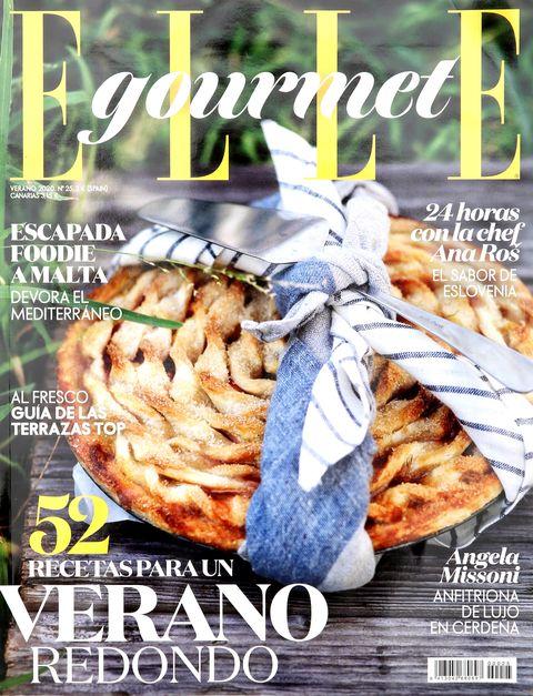 cesta elle gourmet awards 2020