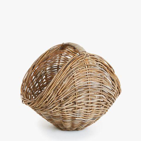 Las cestas de mimbre estilo jane birkin la ltima for Cestas zara home