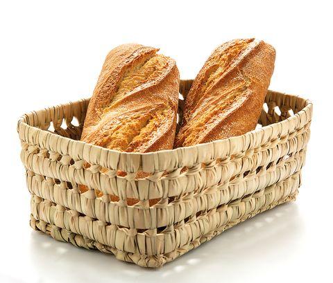 Cesta para el pan