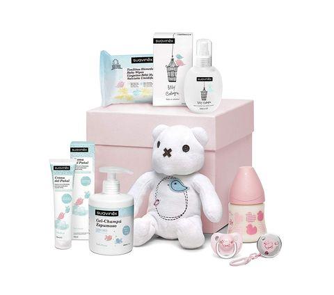 Cesta regalo para recién nacido