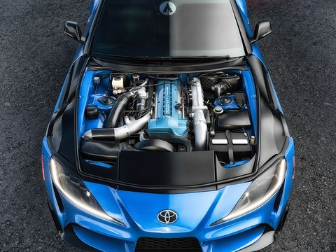 No  You Can U0026 39 T Buy A 2jz Engine Swap Kit For The 2020 Toyota Supra U2014yet