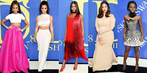 e4ab6d3bb2a3 All CFDA Fashion Awards 2018 Dresses - Celebrity CFDA Red Carpet Looks