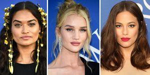 CFDA Fashion Awards 2018 Hair and Makeup