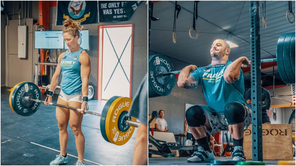 How You Can Watch the 2020 CrossFit Games Finals