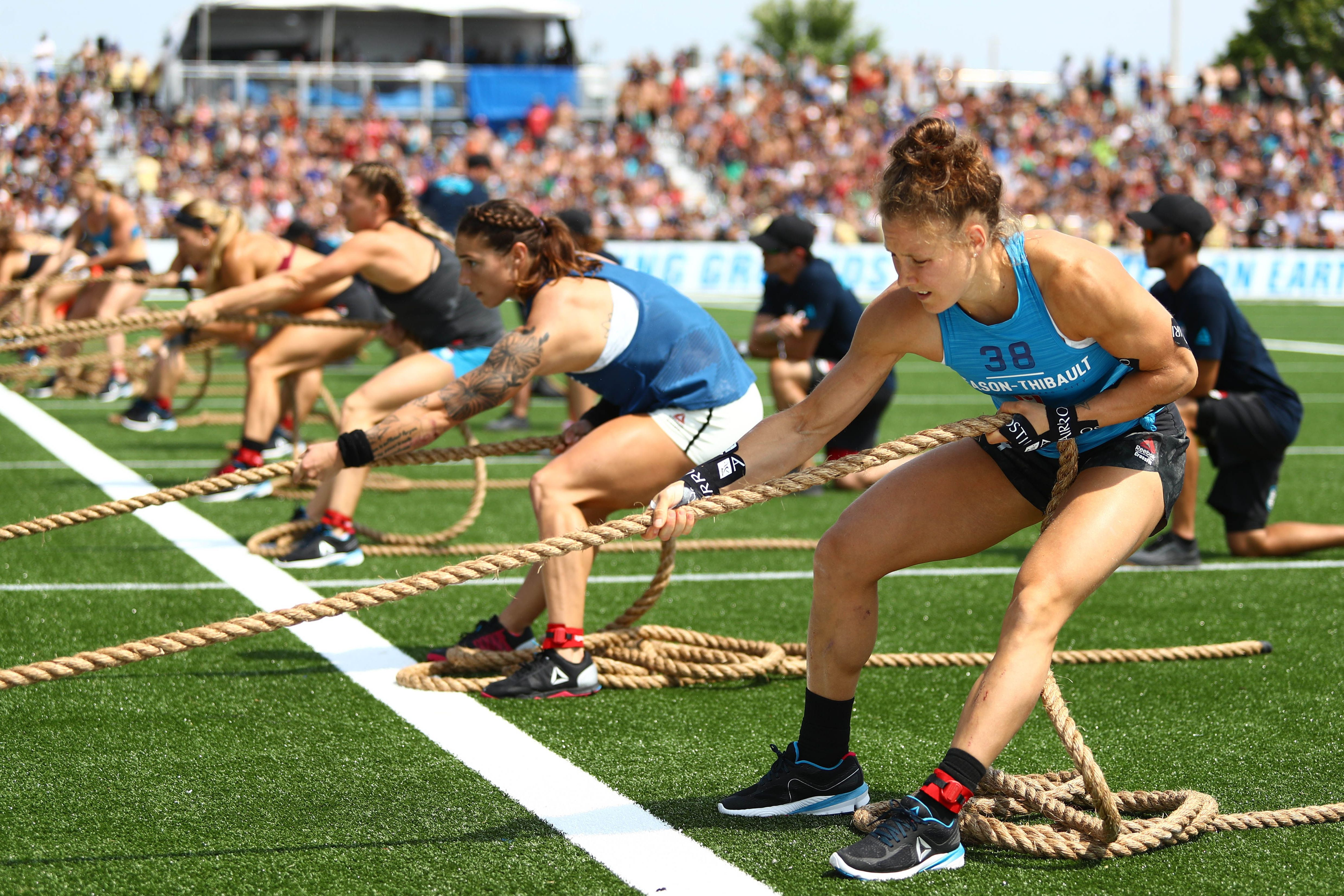 5 Women Who Will Dominate at the 2019 CrossFit Games