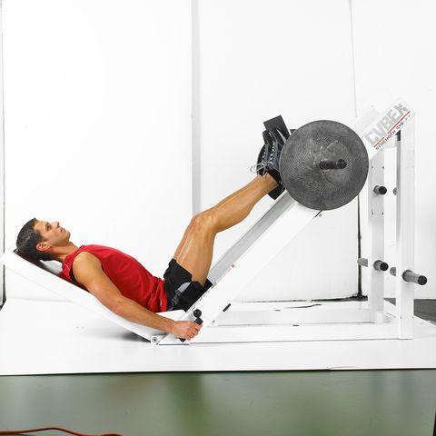 How Strength Training Ups Masters Marathoners' Economy