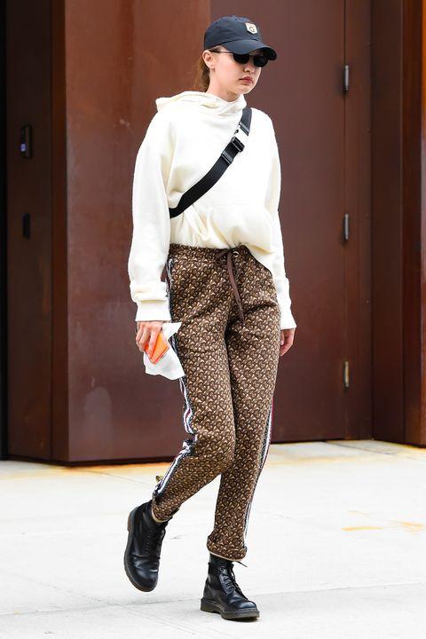 dr martens, 馬汀鞋, Gigi Hadid, Kendall Jenner