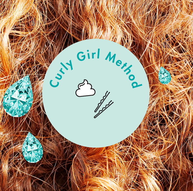 the easiest curly girl method routine for beginners