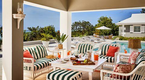 A Bahamas home
