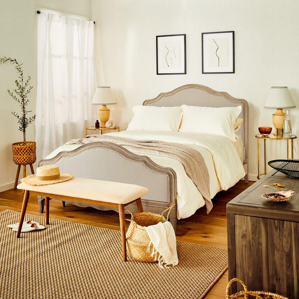 How to Turn Your Bedroom Into a Coastal Italian Retreat