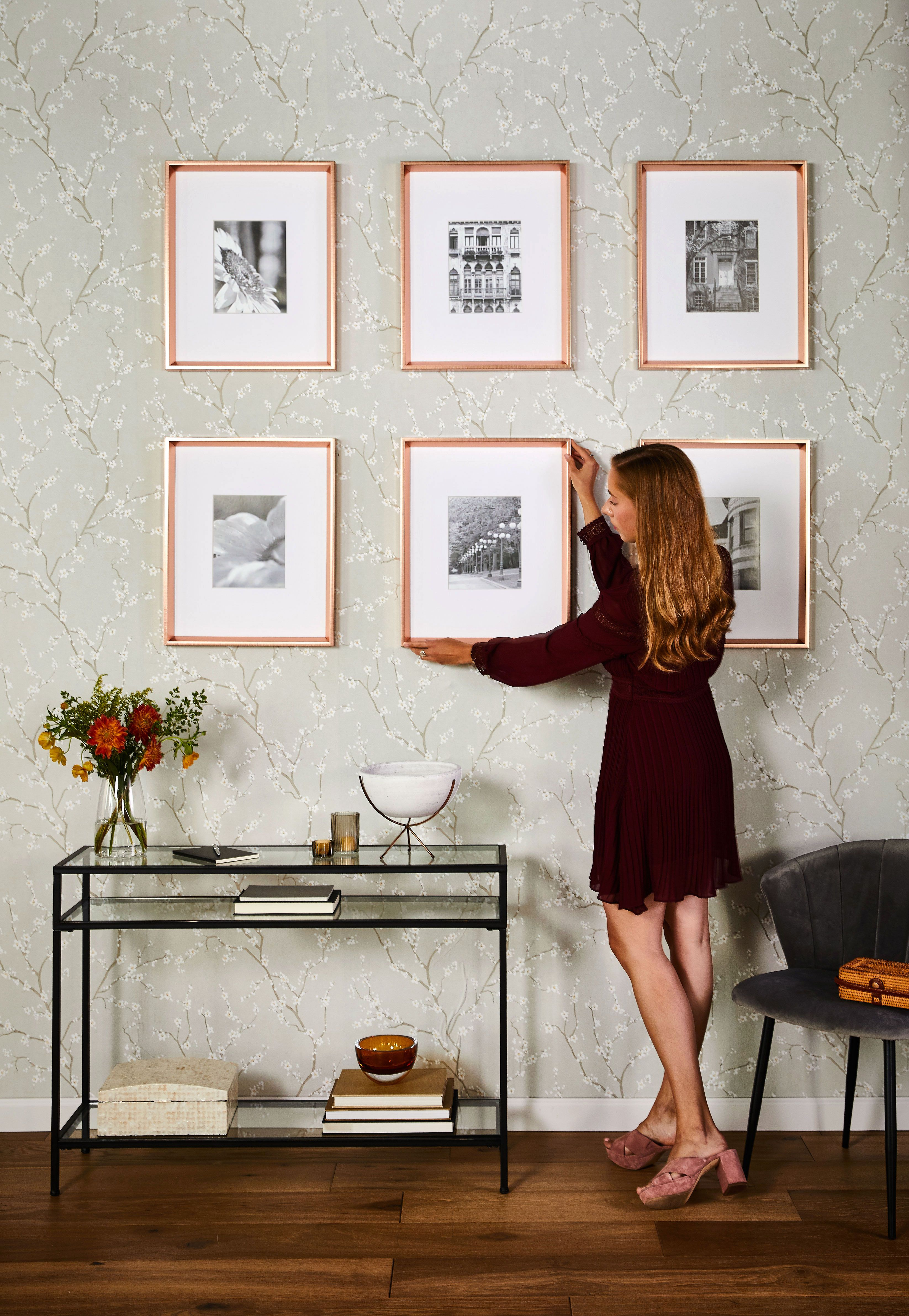 How to Create the Right Gallery Wall for Your Space