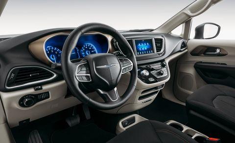 Chrysler Voyager 2020 года выпуска