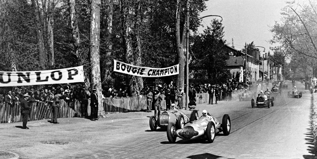 The Jewish Racing Driver Who Beat The Nazis