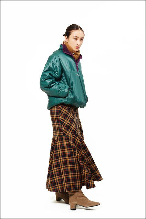 Clothing, Plaid, Pattern, Outerwear, Tartan, Fashion, Turquoise, Design, Textile, Pattern,