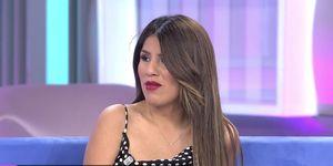 Chabelita habla de los insultos de su madre a Alejandro Albalá en 'El programa de Ana Rosa'.