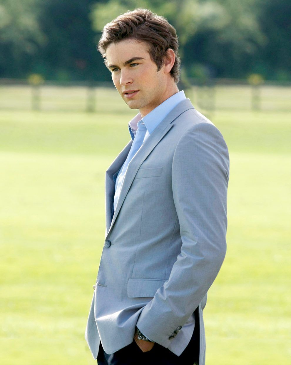 Gossip Girl star Chace Crawford hints at cameo in show's reboot