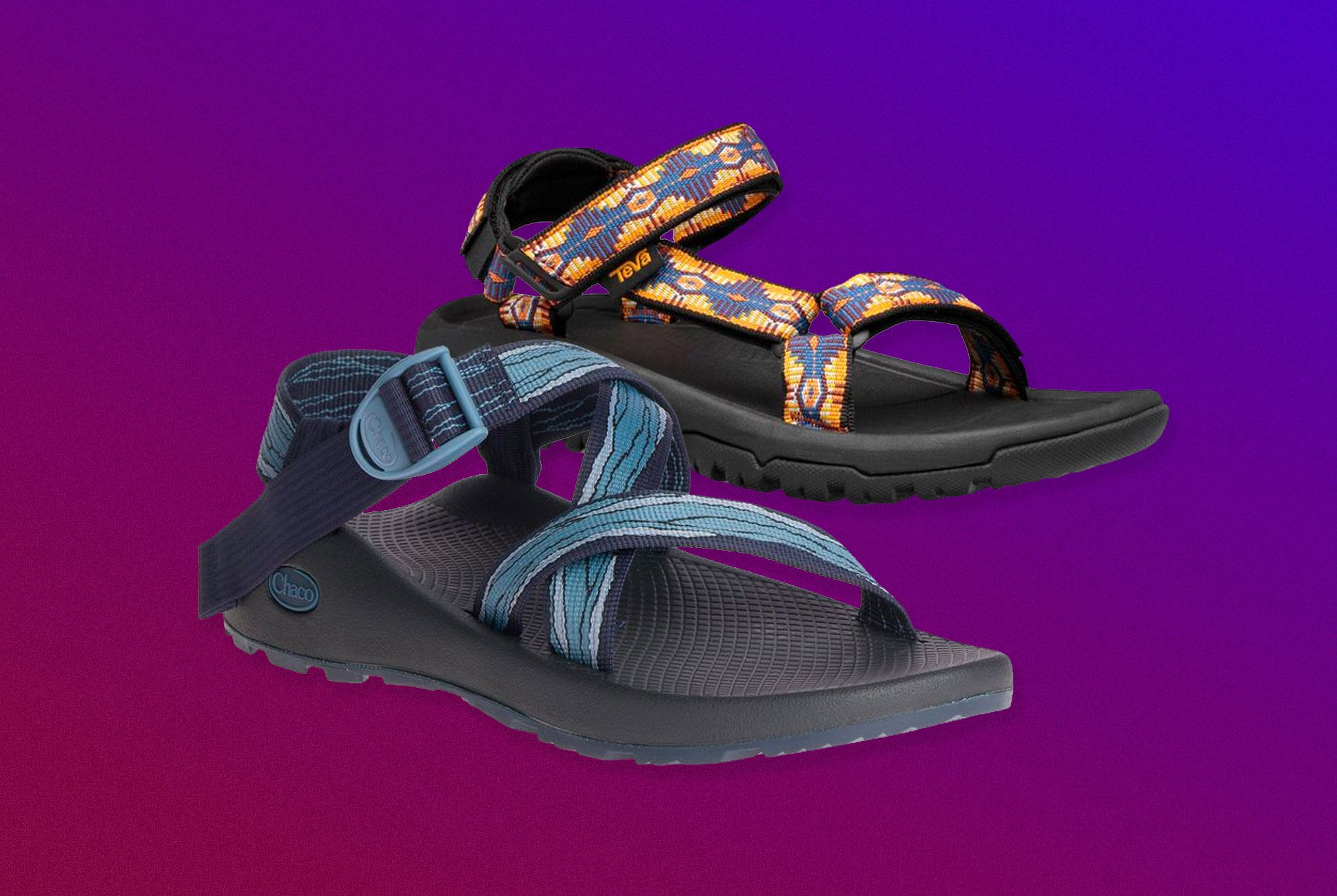 Sandals Should You Buy? Chaco or Teva